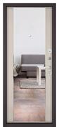"""Дверь входная с зеркалом """"Econom"""""""