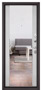 """Дверь входная с зеркалом """"Mass 90"""" E-164"""