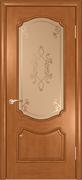 "Дверь межкомнатная остеклённая ""Валенсия"""