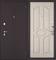 """Дверь входная """"Mass 70"""" R-1/C-1 - фото 9150"""